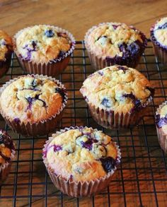 Low FODMAP Recipe and Gluten Free Recipe - Blueberry Muffins http://www.ibssano.com/low_fodmap_recipe_blueberry_muffin.html