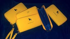 Who loves me enough to buy this wristlet? Sorority Outfits, Sorority Life, Paros, Royal Blue And Gold, Blue Gold, Greek Gifts, Sigma Gamma Rho, Clutch Wallet, Poodle
