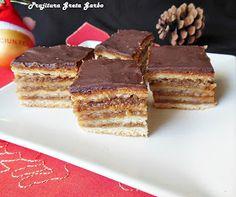 Rocsy in bucatarie: Prajitura Greta Garbo Tiramisu, Ethnic Recipes, Desserts, Food, Tailgate Desserts, Deserts, Essen, Postres, Meals