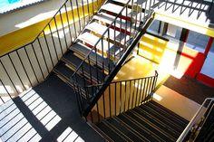 Hunstanston School, UK Alison & Peter Smithson