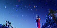 La noche perfecta by Kagaya Snow Night, Falling Stars, Look At The Stars, Courage, Star Sky, Photos, Pictures, Night Skies, Awakening