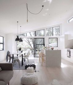 I often shy away from super-minimal and/or newer-build homes in favor of the charm and comfort of...