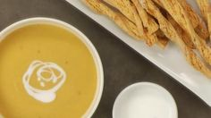 Thai Coconut Squash Soup Recipe | Rouxbe Cooking School