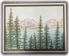 Meadow Lake by FireFly61 - Cards and Paper Crafts at Splitcoaststampers