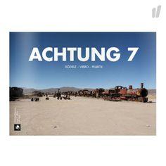 Achtung #7 Leipzig Magazin - http://www.overkillshop.com/de/product_info/info/13142/