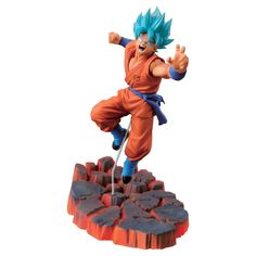 Super Saiyan God Ss Son Goku Vol.1 Dragon Ball Z Figure