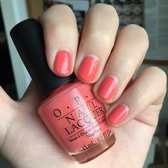 OPI - Time For a Napa (NL D40) [California Dreaming 2017] Super Nails, Opi, Swatch, Nail Polish, Make Up, Nail Art, California, Beauty, Ongles