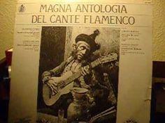 """CARACOLES.-    Estilo de Cante Flamenco.  """" Palo."""""""