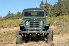 1951 Willys Truck - Photo submitted by Marshall Scott.