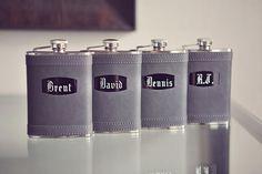 Groomsmen Gifts: http://www.thingsengraved.ca/  #thingsengraved #thingsengravedgifts