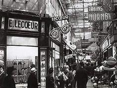 Ancien passage du Havre