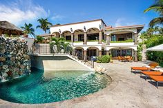 Check out this amazing Luxury Retreats  property in Cabo San Lucas, with 5 Bedrooms and a pool. Browse more photos and read the latest reviews now.