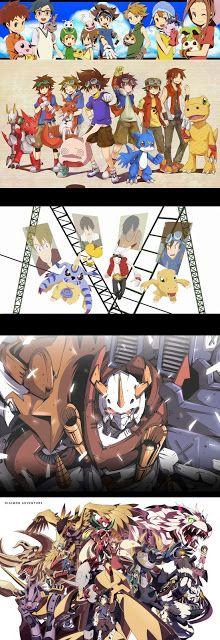 Digimon Dragon's Shadow: Digimon