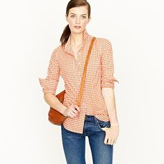 Don't think I would pay the $150 for this button up, but I love the look.