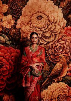 Sabyasachi's The Mughal Garden Collection 2016