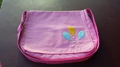 Pinkie Pie Messenger Bag by GiftersGifts on Etsy https://www.etsy.com/listing/226514298/pinkie-pie-messenger-bag