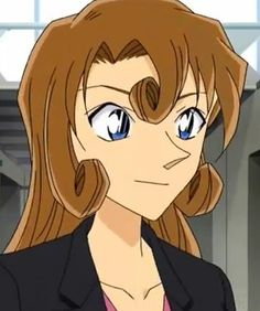 Yukiko Kudo Shinichi's mother,  A retired actress, she can disguise well and can mimic voices without a voice changer, a skill she learned from the deceased magician Toichi Kuroba. She is a close friend of Sharon Vineyard. #DetectiveConan
