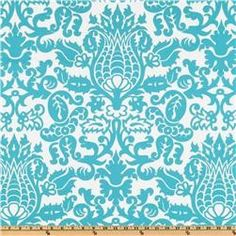 Damask table runner!!! Would probably do in a different colour although this is lovely