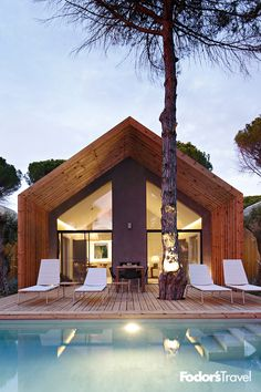 Sublime Comporta - Portugal, new villas with private pool Hotel Portugal, Portugal Travel, Glamping, Spa Hotel, Villa With Private Pool, Beach Town, House Goals, Villas, Best Hotels