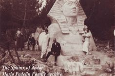 Zadar Tourist Board - About Zadar - Stories and legends - ZADAR SPHINX GRANTS LOVE WISHES