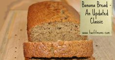 Do you have a sweet tooth? Check out @TwoFitMoms Banana Bread - An Updated Classic recipe!