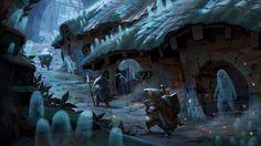 Ethereal Kingdom by Kuren.deviantart.com on @DeviantArt