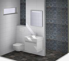 195 best Kleine badkamer images on Pinterest | Small bathroom ideas ...