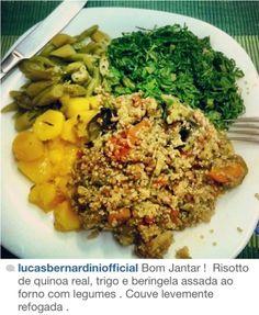 Comida Food Vegan Veggie Vegetarian Vegetariana Lucas Bernardini Organic Organique Organico Natural Recipes Veganismo Diet Dieta