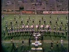 DCI 1980 - The Blue Devils - 'La Suerte de Los Tontos' Bad ass..