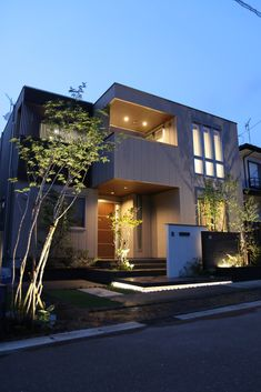 Time In The World, My Land, Exterior Lighting, Landscape Lighting, Prefab, My House, Entrance, Architecture Design, Modern