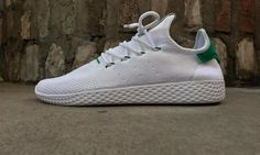 Pharrell turns to the Stan Smith for next Adidas collab. Pharrell's 'Human Race' Adidas NMDs, although limited, were a roaring success throughout last year b. Me Too Shoes, Men's Shoes, Shoe Boots, Streetwear, Pharrell Williams, New Sneakers, Sneakers Fashion, Adidas Nmd, Adidas Sneakers