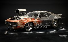 Another Muscle Car