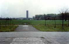 Szklarnia Wieżowa w WPKiW, 1972
