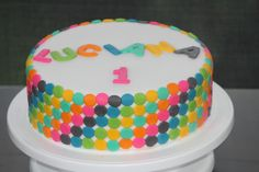 Dots Cake
