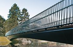 Bridge in Copenhagen, MLRP Architecture