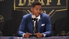 Kevin Johnson goes No. 16 to the Houston Texans