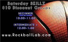 Enroll in Saturday skillz for $10/class. https://rockball.frontdeskhq.com/categories/42827