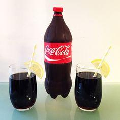 Cola Flaschen Kuchen Zuhause Image Idee