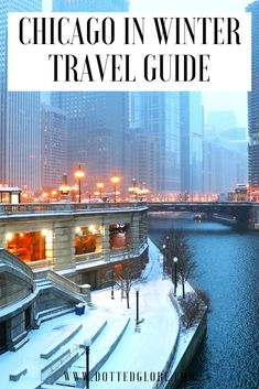 Planning to visit Chicago in the winter? Here is a guide to great winter activities and holiday-themed events in Chicago along with where to stay and what to eat. For more indoor things to do Visit Chicago, Chicago Travel, Travel Usa, Chicago Chicago, Chicago Activities, Indoor Activities, Winter Activities, Indoor Things To Do, Travel Ideas