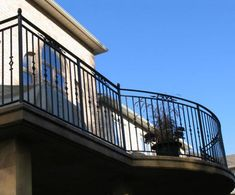 Exterior Iron Railings | Wrought Iron Railings Toronto | European ...