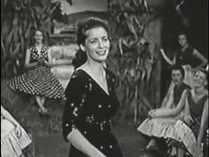 'The Country Show' - With June Carter & Hawkshaw Hawkins - YouTube