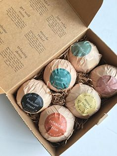 Look at this -  Bath Bombs Gift Set  Large