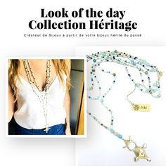 #AUM #creation #jewelry #necklace #massage #zen AUM Créations :: Claudessentiel