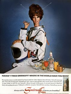 ... outer space martinis