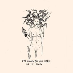 Lololol oh this made me laugh more then it should lol Medusa, Desenho Tattoo, Goth Art, Dark Art, New Art, Art Inspo, Painting & Drawing, Coloring Pages, Creepy