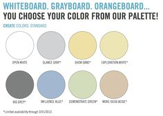 IdeaPaint Launches New, Odorless Dry Erase Paint
