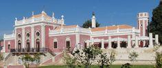 As Pousadas no Algarve [Algarve Portal]. estoi