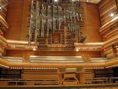 Casavant Freres, Lte., Opus 3900; Maison Symphonique, Montreal, Canada; IV/116, 2014