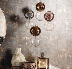 Te niesamowite kule to lampa Apollo projektu włoskiego designera Oriano Favaretto. Dostępne są w odcieniach modnego chromu, miedzi i brązu. Kupisz je w salonie Italmeble w Domotece.