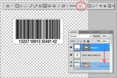 Quick Tip: Create a Barcode Sticker in Photoshop - Tuts+ Design & Illustration Tutorial